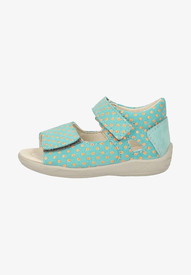 Sandales - jade