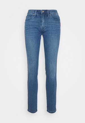 VENICE SLIM - Jeansy Skinny Fit - blue denim