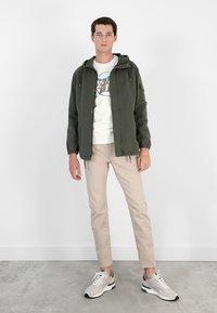 Scalpers - Outdoor jacket - khaki - 1