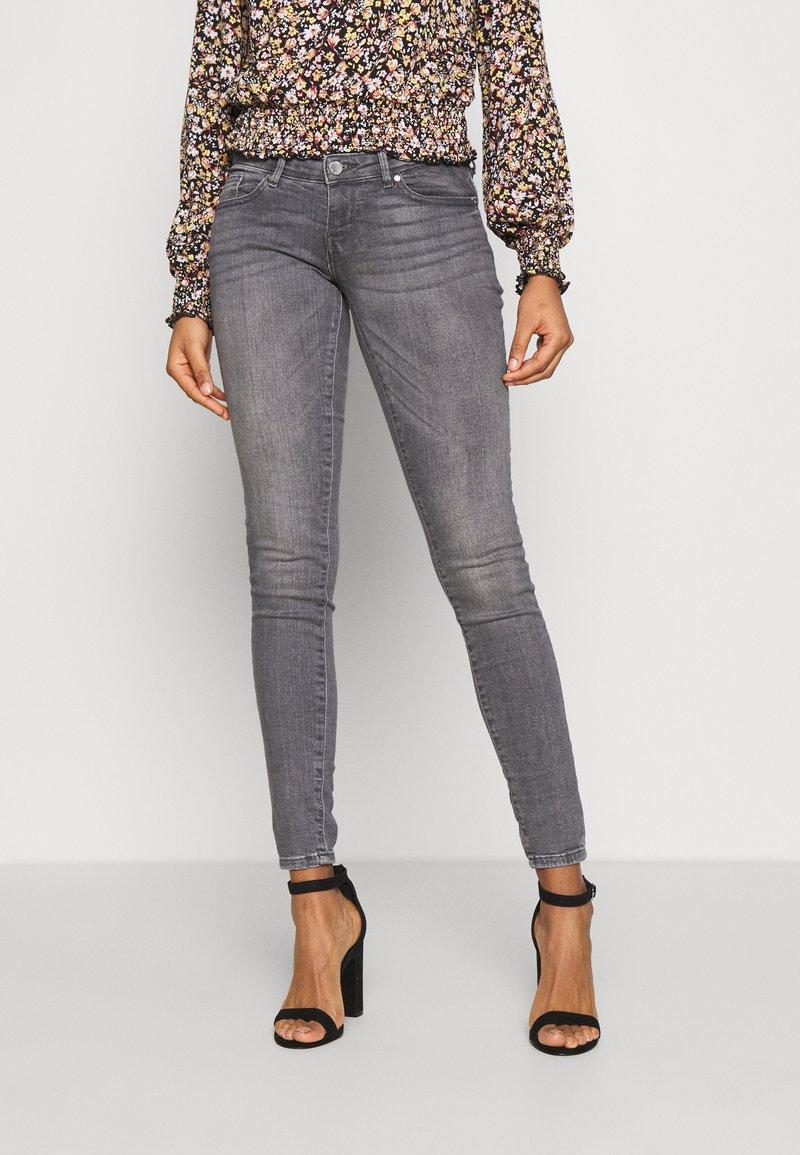ONLY - ONLCORAL LIFE  - Jeans Skinny Fit - medium grey denim