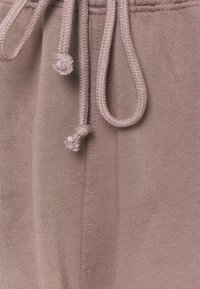 Missguided Tall - BASIC OVERSIZED - Pantalon de survêtement - brown - 2
