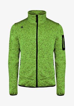 Veste polaire - light green