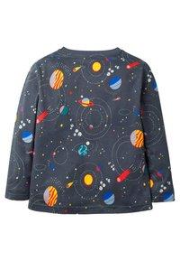Boden - Long sleeved top - anthrazit, astronaut im weltall - 1