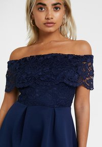 SISTA GLAM PETITE - LIAH - Cocktail dress / Party dress - navy