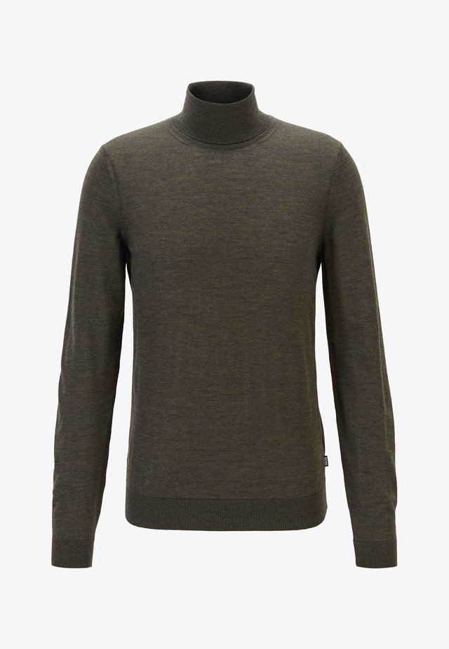 MUSSO - Strickpullover - light green