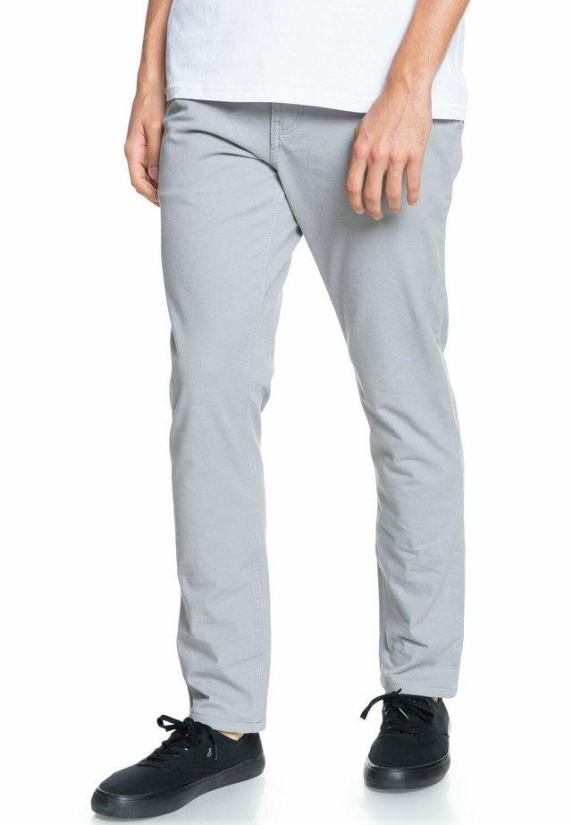KRANDY - Trousers - sleet