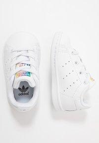 adidas Originals - STAN SMITH - Trainers - footwear white/core black - 0