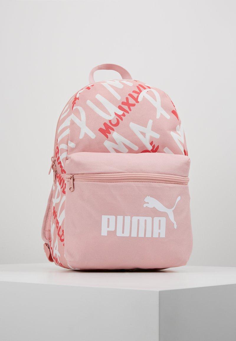 Puma - PHASE SMALL BACKPACK - Rucksack - bridal rose white