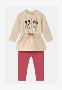 OVS - MINNIE SET - Sweater - light beige melange - 0