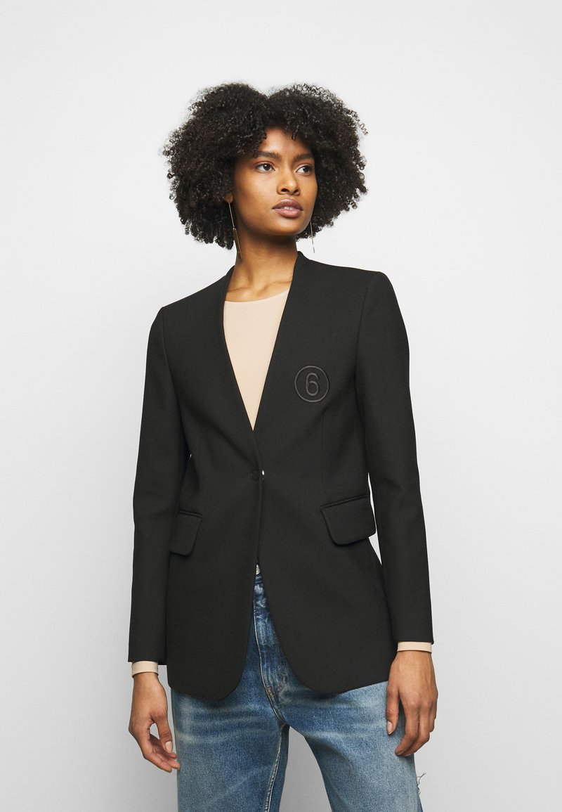 MM6 Maison Margiela - Blazer - black