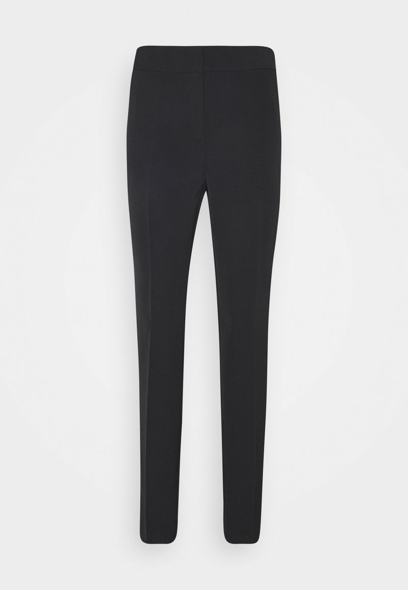 comma - Trousers - black