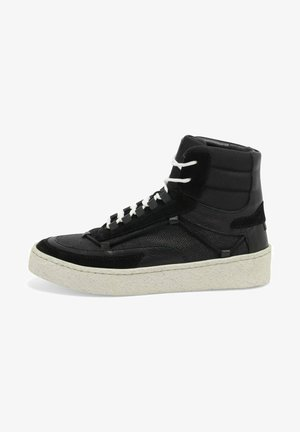 JAZZLYN - High-top trainers - black