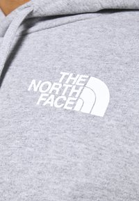 The North Face - IC CLASSIC HOODIE CLIMB - Hoodie - light grey heather - 4