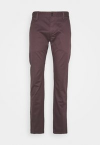 DOCKERS - ALPHA ORIGINAL  - Chinosy - raisin - 3