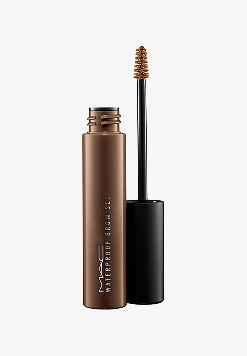 MAC - PRO LONGWEAR WATERPROOF BROW SET - Eyebrow gel - bold brunette