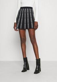 NIKKIE - KATY SKIRT - Mini skirt - black - 0