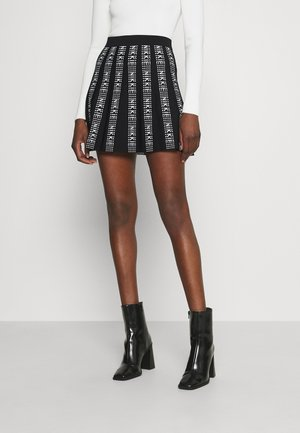KATY SKIRT - Mini skirt - black