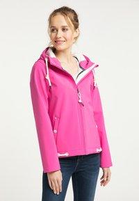 Schmuddelwedda - Outdoor jacket - pink - 0