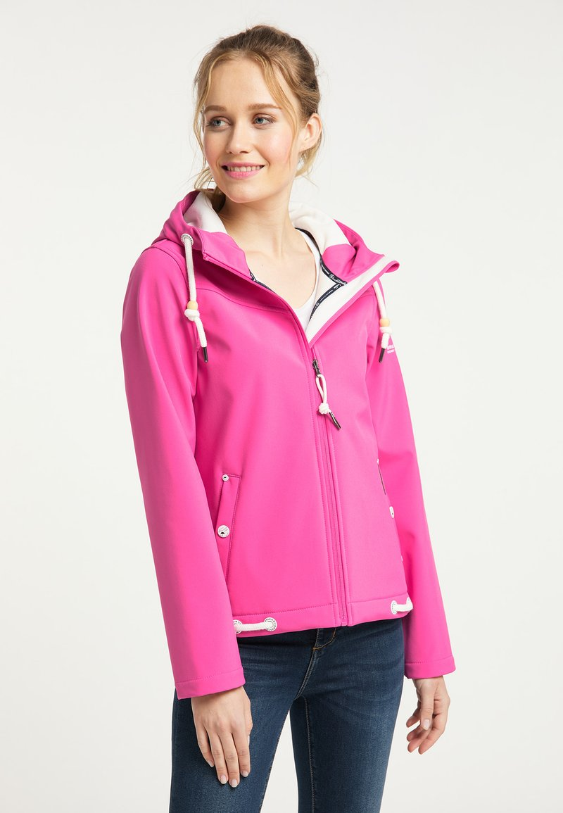 Schmuddelwedda - Outdoor jacket - pink