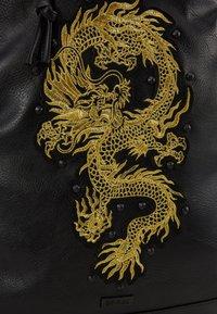Spiral Bags - DRAGON LUXE - Batoh - black - 3