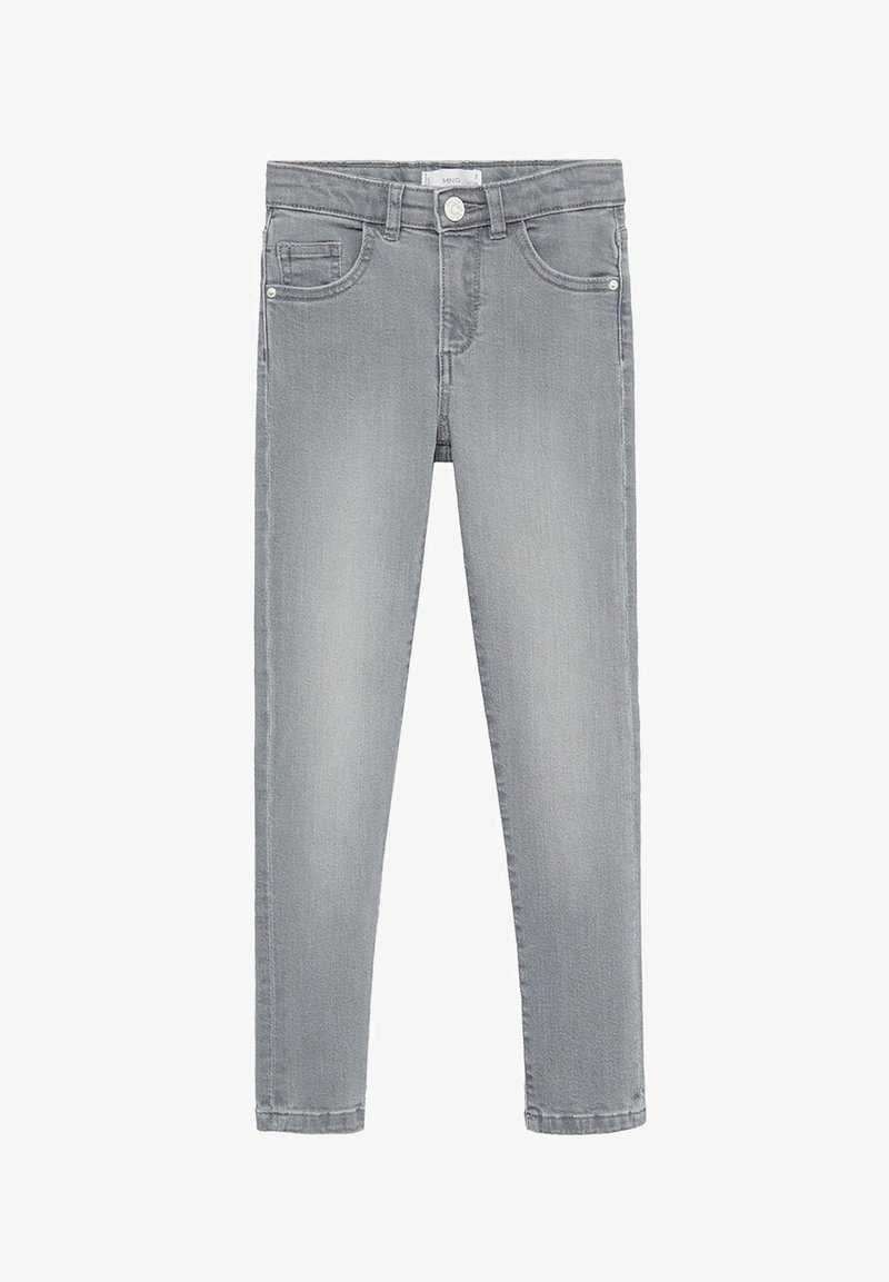 Mango - SKINNY - Slim fit jeans - denim grey