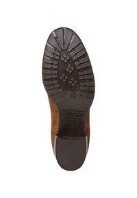 Tamaris - CHELSEA - Classic ankle boots - cognac - 5
