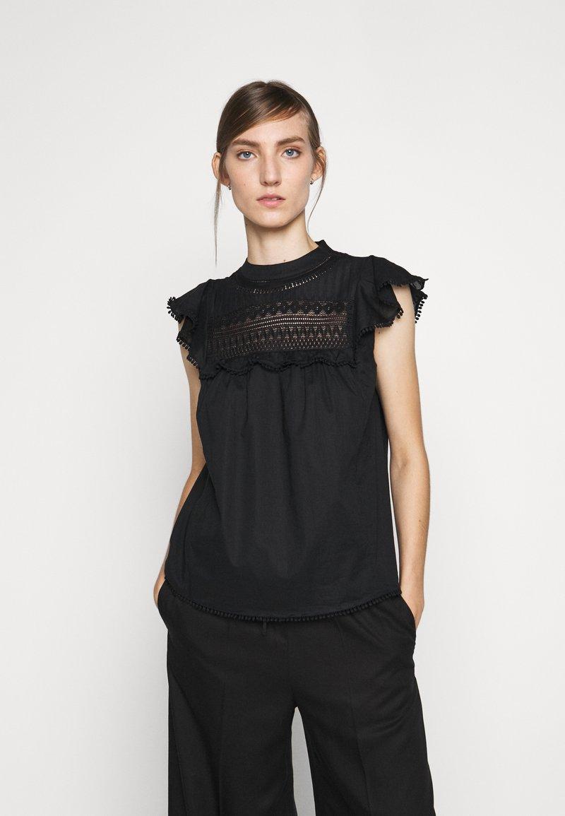 J.CREW - PATRICIA - Blouse - black