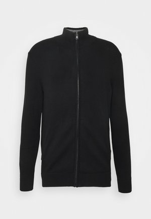 MOCK NECK - Jersey de punto - true black
