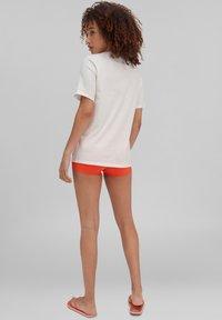 O'Neill - SURFBOARD - Print T-shirt - powder white - 1