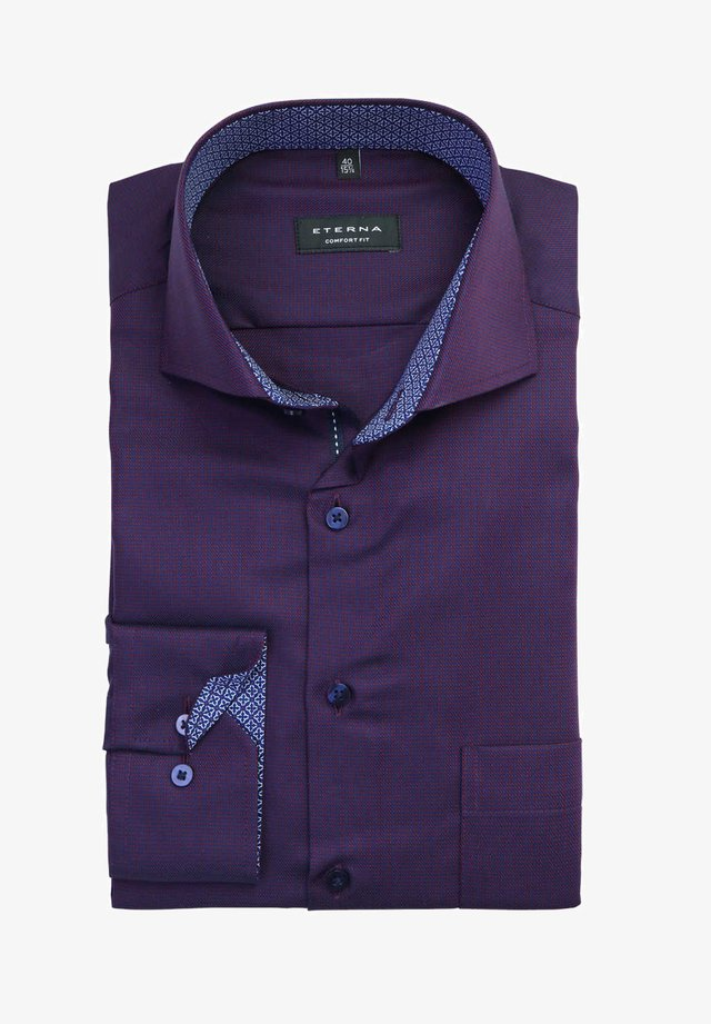 COMFORT FIT - Shirt - rosa - lila