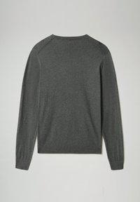 Napapijri - DECATUR - Trui - dark grey melange - 4