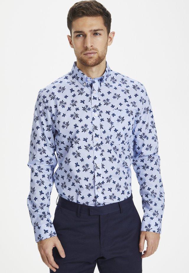 MATROSTOL - Camisa - chambrey blue