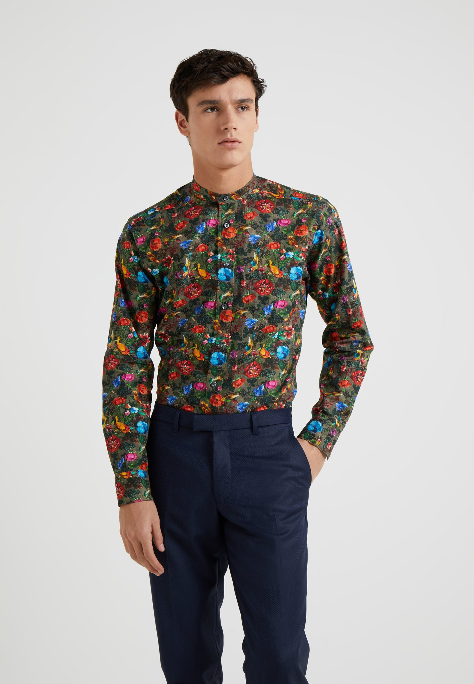 Eton SLIM FIT - Skjorte - multicolor