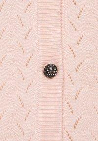 Bruuns Bazaar - ANEMONE MINNA CARDIGAN - Cardigan - misty rose - 2