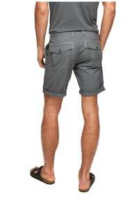 s.Oliver - Shorts - grey - 6