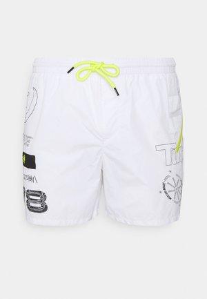 BMBX-WAVE 2.017 - Shorts da mare - white