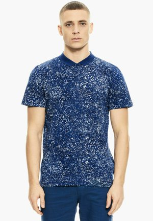 Polo shirt - imperial blue