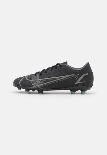 MERCURIAL VAPOR 14 CLUB FG/MG - Fotbollsskor fasta dobbar - black/iron grey