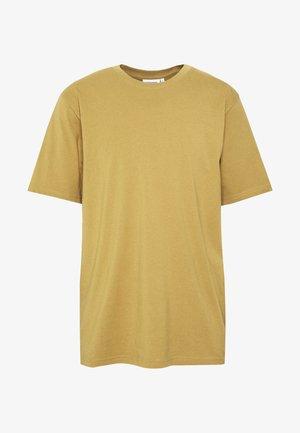 UNISEX FRANK - T-shirts basic - dark beige