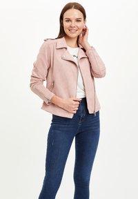 DeFacto - Light jacket - pink - 1