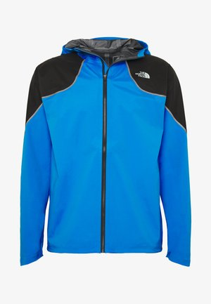 M FLIGHT FUTURELIGHT JACKET - Hardshell jacket - clear lake blue