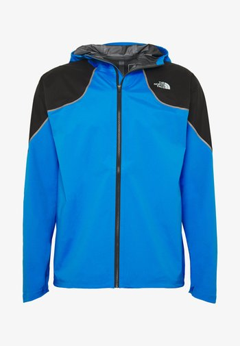 M FLIGHT FUTURELIGHT JACKET - Hardshell jacket - clear lake blue