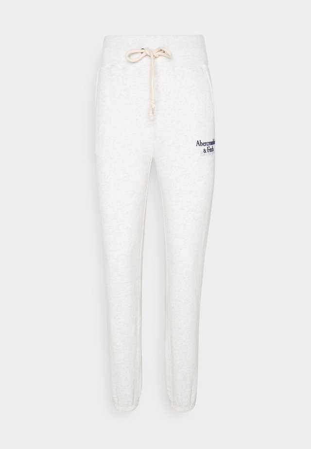 LOGO - Pantaloni sportivi - light grey