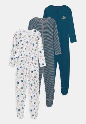 NBMNIGHTSUIT 3 PACK - Sleep suit - legion blue