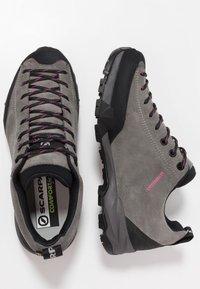 Scarpa - MOJITO TRAIL GTX - Hiking shoes - midgray - 1