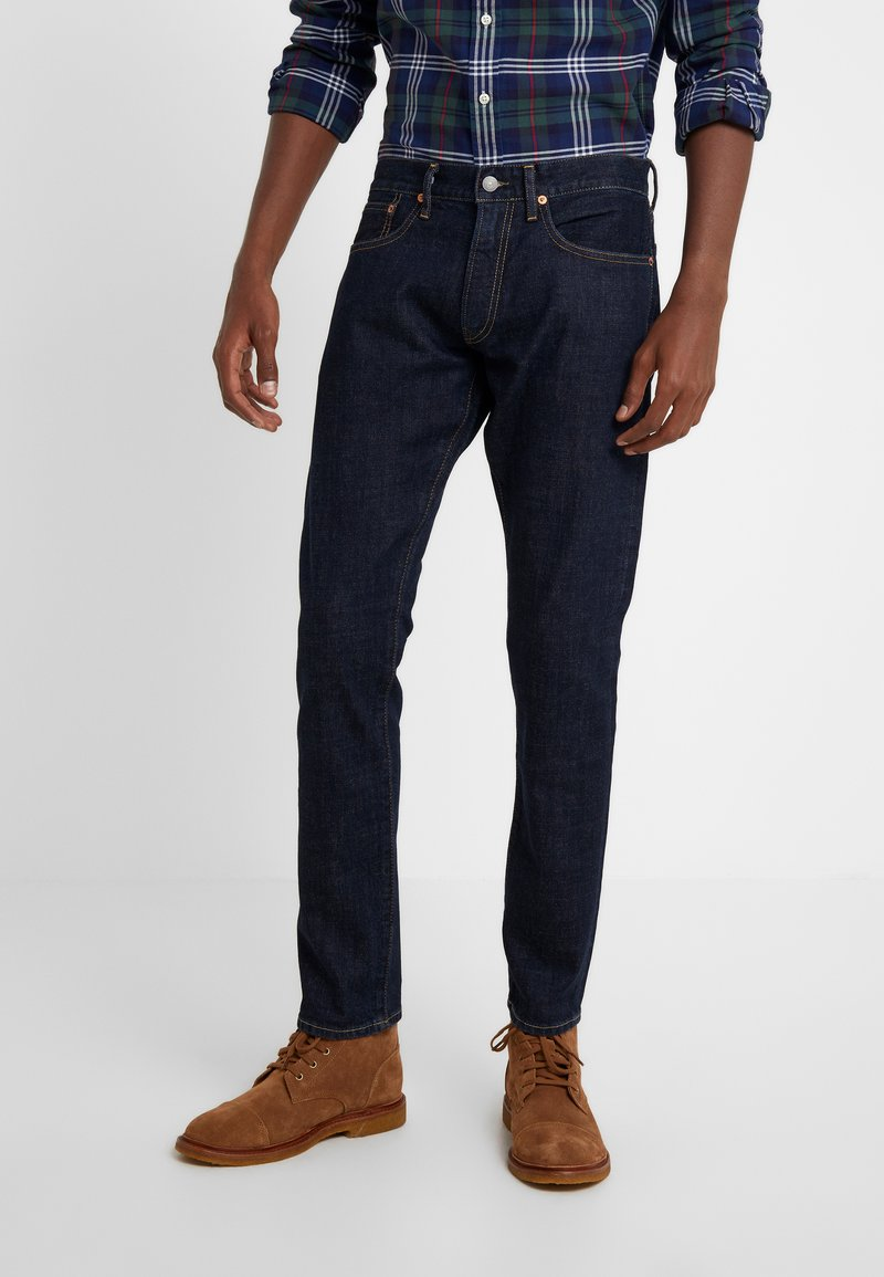 Polo Ralph Lauren - SULLIVAN  - Slim fit jeans - dark-blue denim