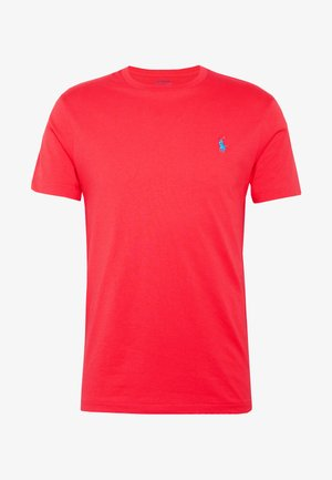T-shirts basic - racing red