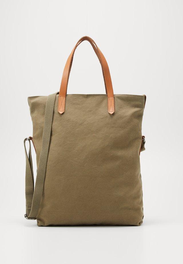 Shopper - light khaki