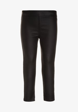NITDIANA SKINNY  - Jeggings - black