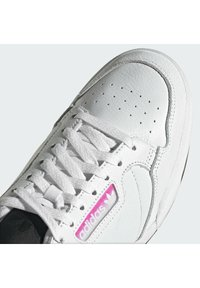 adidas Originals - CONTINENTAL 80 - Matalavartiset tennarit - white/black - 5